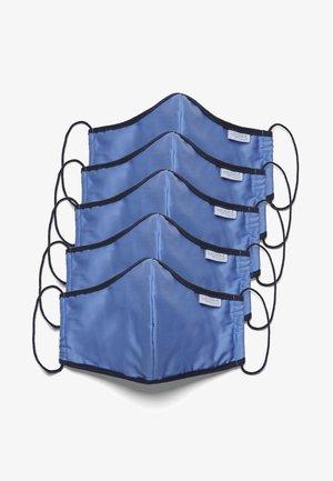 5 PACK - Community mask - dunkelblau