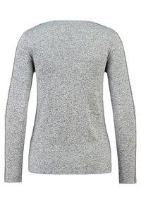 Key Largo - Long sleeved top - grey mel. - 7