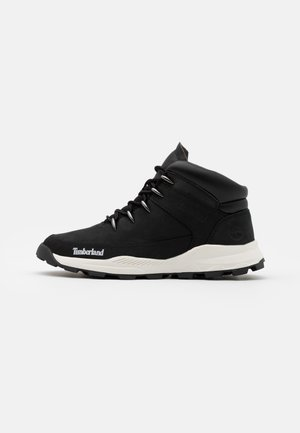 BROOKLYN - Sneakersy wysokie - black