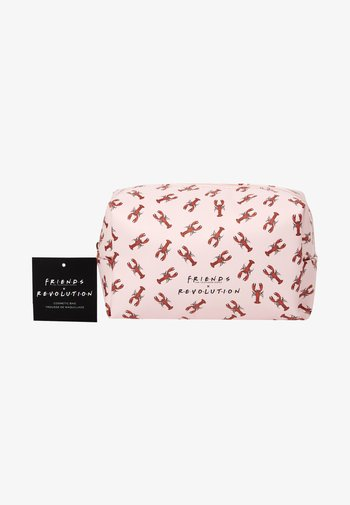 REVOLUTION X FRIENDS LOBSTER COSMETIC BAG