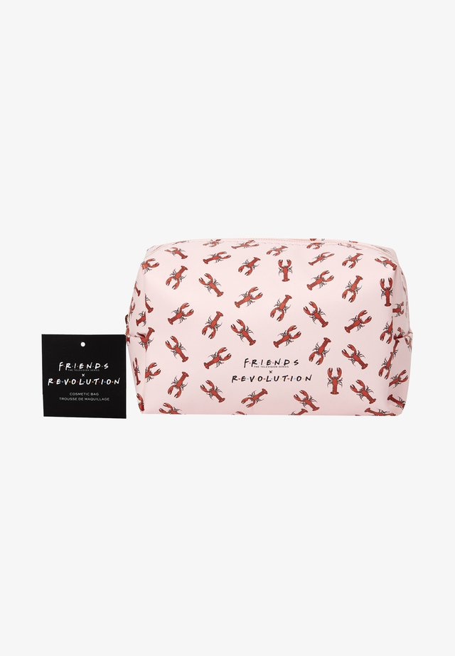 REVOLUTION X FRIENDS LOBSTER COSMETIC BAG - Beauty-accessoire - -