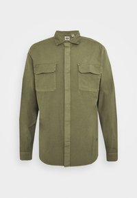 DOCKERS - SUSTAINABLE UTILITY - Shirt - green - 4