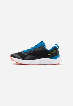 FACET15 - Hiking shoes - black/fathom blue