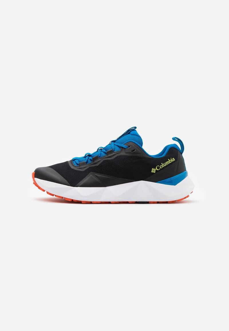 Columbia - FACET15 - Hiking shoes - black/fathom blue