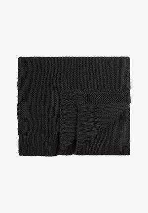 Scarf - schwarz  black