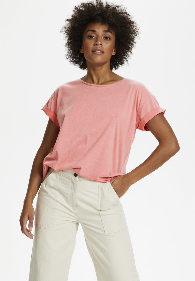 T-shirt basic - georgia peach