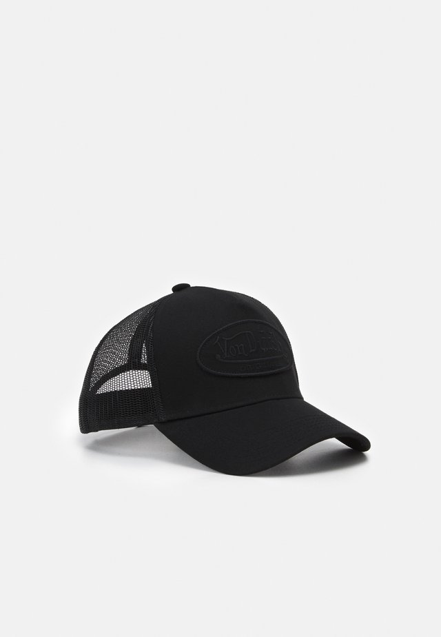 TRUCKER UNISEX - Cap - black