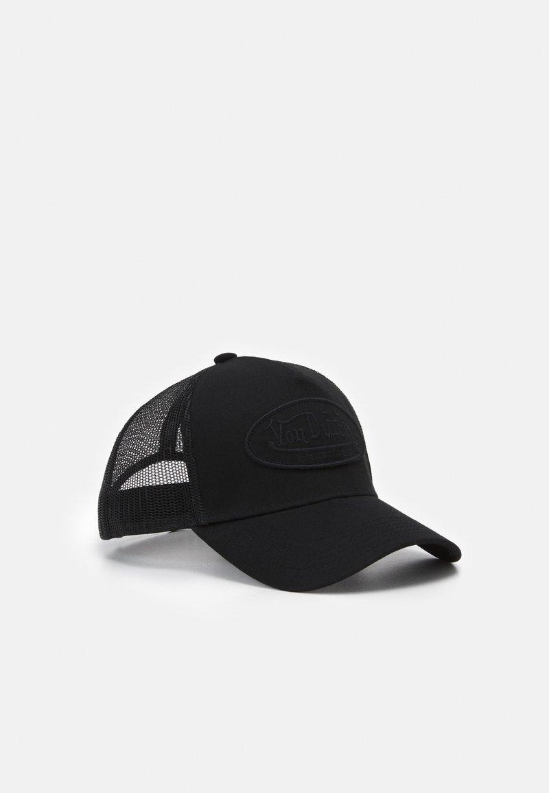 Von Dutch - TRUCKER UNISEX - Cap - black