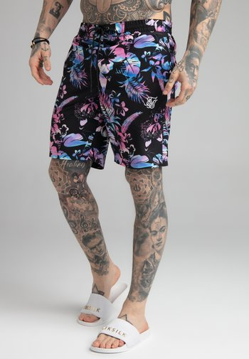 HAWAII BOARD SWIM - Swimming shorts - black