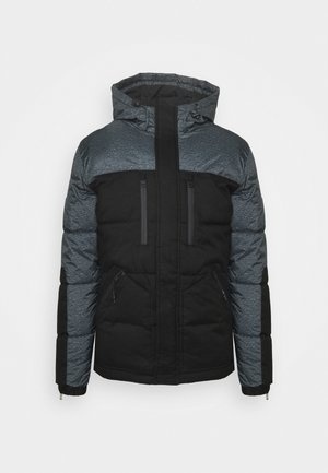 JCOBOLT PUFFER - Winter jacket - black