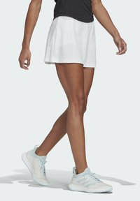 adidas Performance - CLUB SKIRT - Gonna sportivo - white/grey two - 2