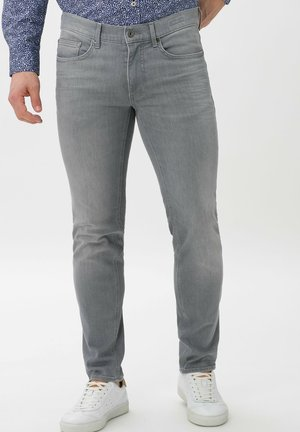 STYLE CHRIS - Slim fit jeans - luminous grey used