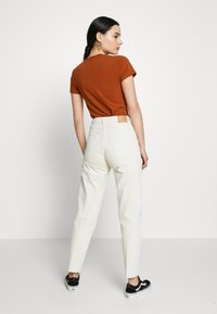 Weekday - LASH - Jeans relaxed fit - white dusty light - 2