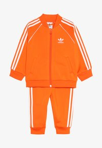 adidas Originals - SUPERSTAR SET - Collegetakki - orange/white - 4