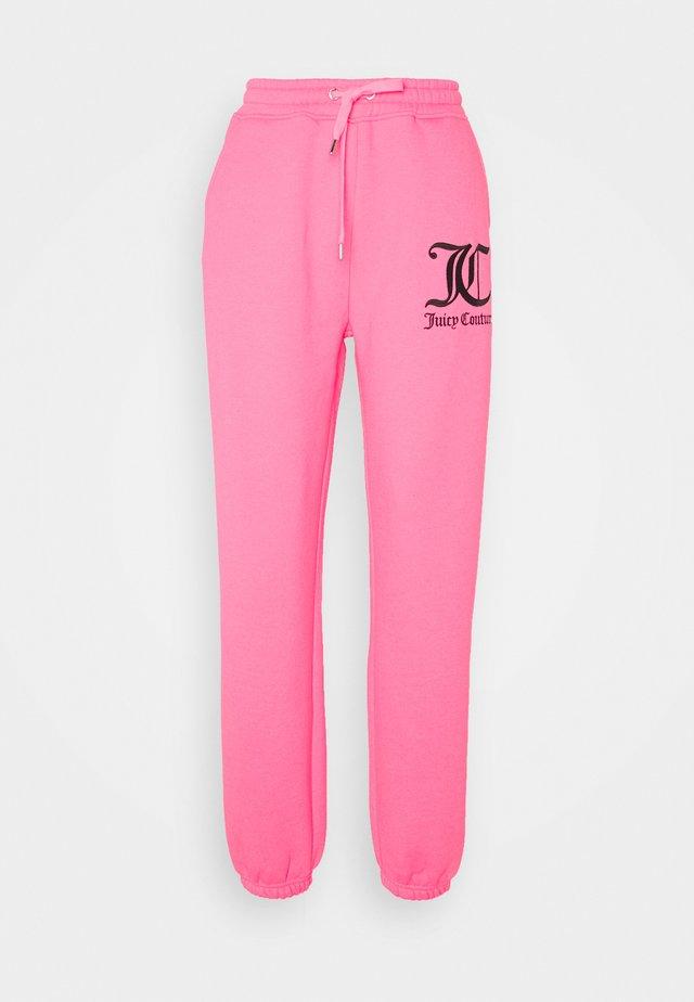 SOVEREIGN - Pantalon de survêtement - fluro pink