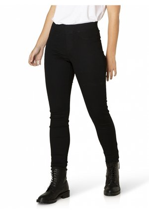 TESS - Leggings - Trousers - black