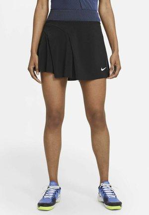 TENNIS - Sports skirt - black/white