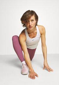 Nike Performance - ONE SLIM TANK - Topper - white - 3