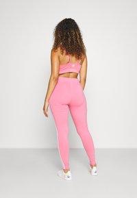 adidas Originals - STRIPES COMPRESSION - Leggings - Trousers - rose tone - 3