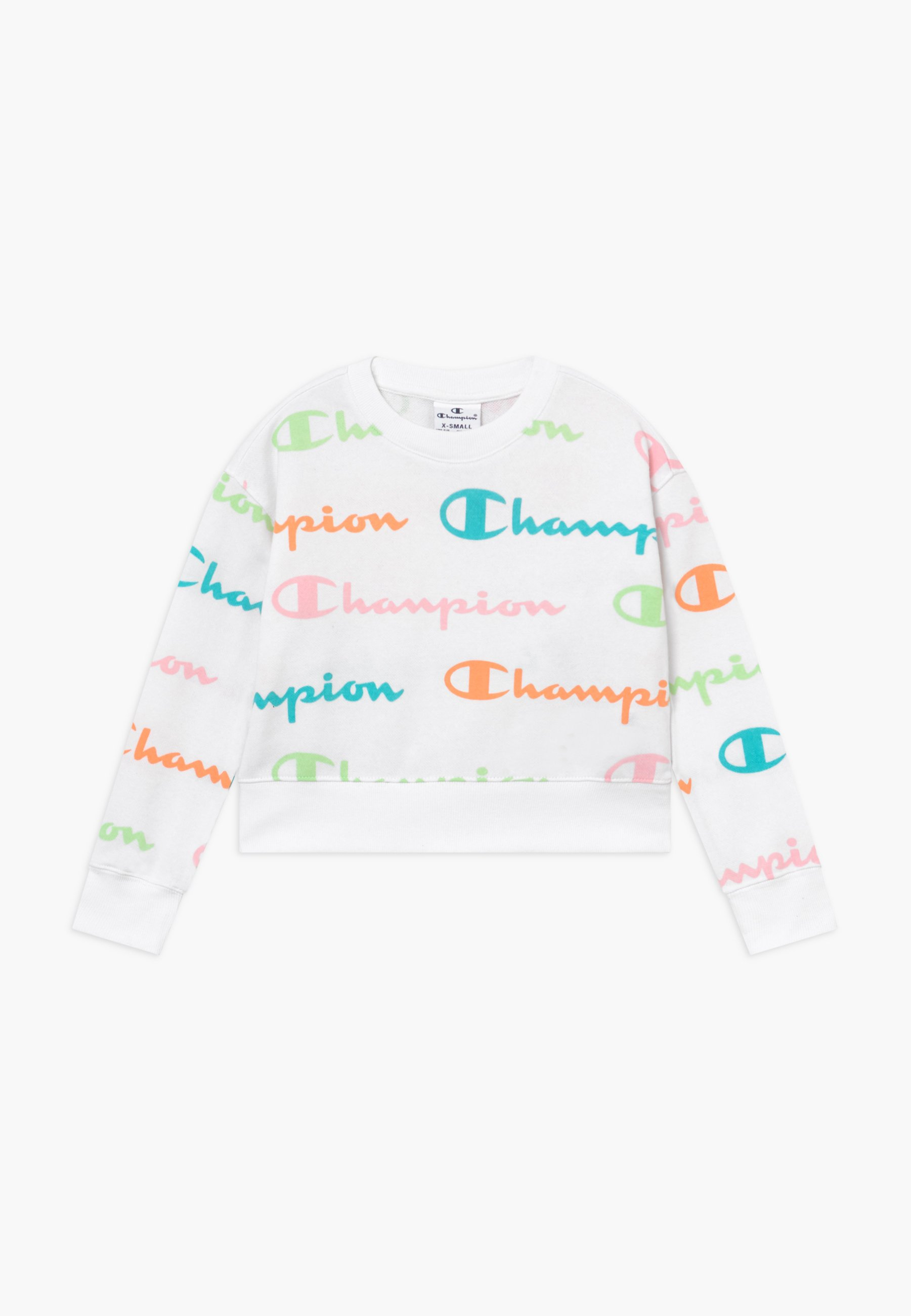 Große Förderung Champion LEGACY AMERICAN CLASSICS - Sweatshirt - white | Damenbekleidung 2020