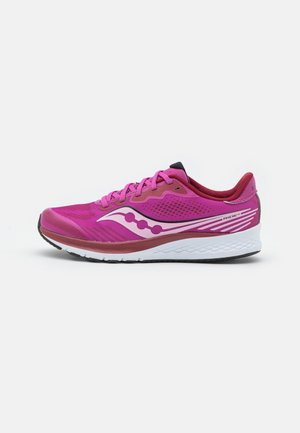 RIDE 14 UNISEX - Hardloopschoenen competitie - bold pink