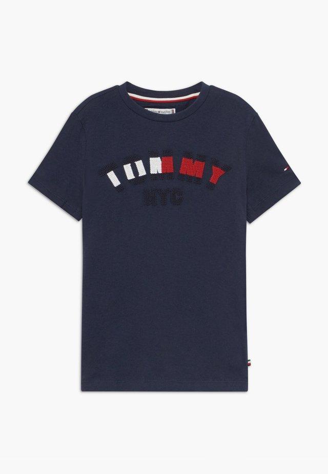 GRAPHIC  - Print T-shirt - blue