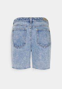 b.young - BYKATO BYBCKISHA - Denim shorts - ligth blue denim - 1