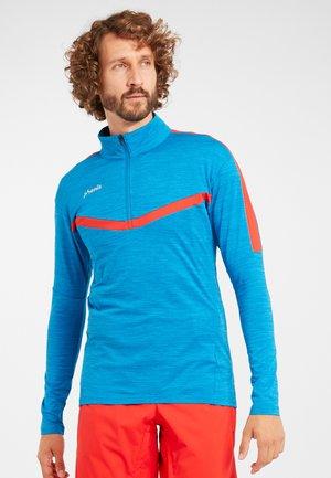 SKIROLLI BEAT - Bluzka z długim rękawem - heatherblue