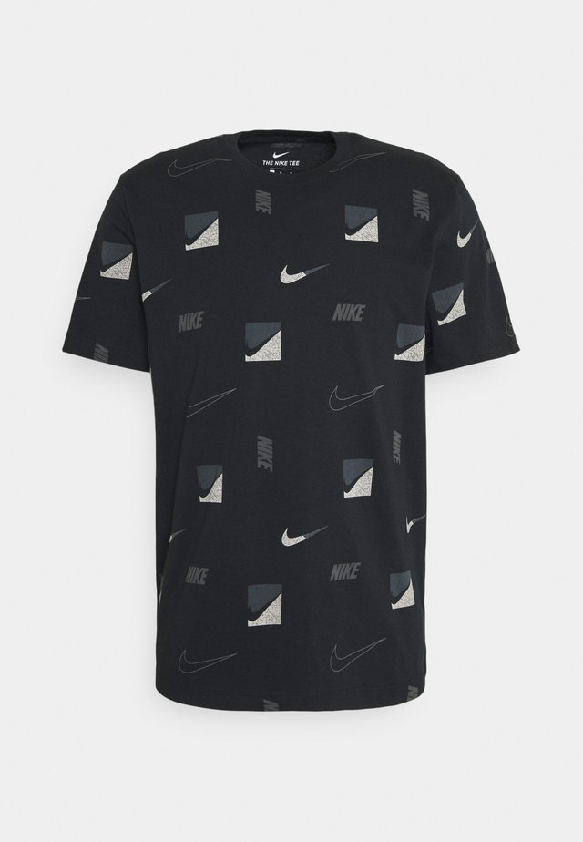 TEE BRANDRIFF - Print T-shirt - black