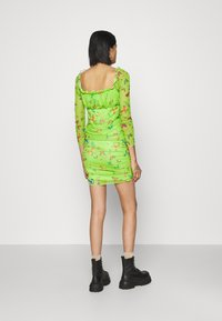 NEW girl ORDER - BUTTERFLY DRESS - Kjole - green - 2