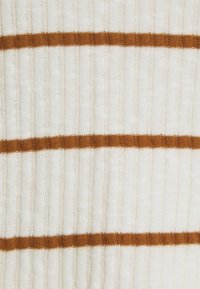 ONLY - ONLCARLA TOP - Jumper - cloud dancer/toasted coconut - 2