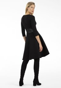 Apart - Day dress - schwarz - 2