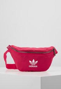 adidas Originals - WAISTBAG - Vyölaukku - pink - 0