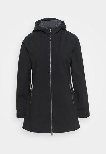 ANAHUAC - Cappotto corto - black