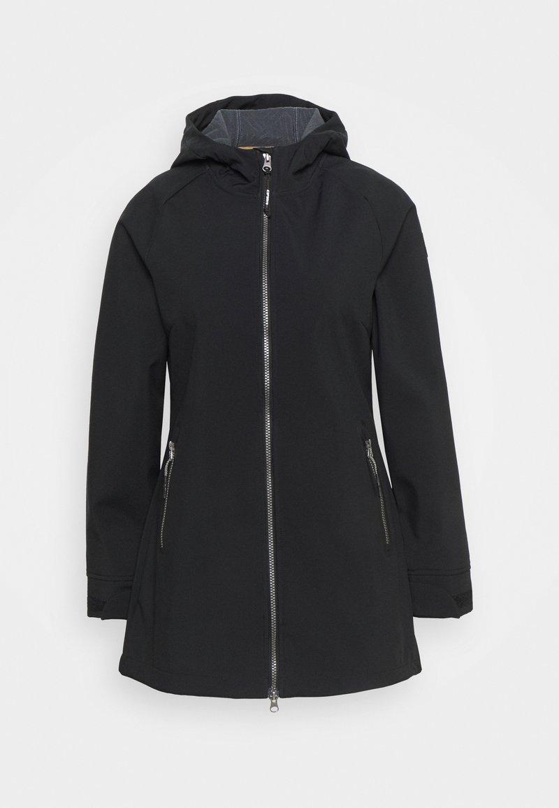 Icepeak - ANAHUAC - Short coat - black