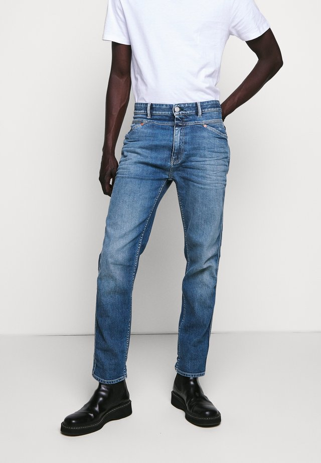 X-PERT REGULAR - Slim fit jeans - mid blue