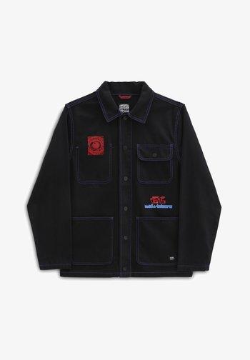 MN DRILL CHORE COAT - Summer jacket - (otw gallery)rubenmartnho