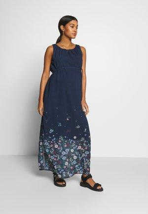 DRESS  - Maxi dress - night blue