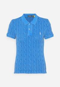 Polo Ralph Lauren - CABLE - Poloshirt - keel blue - 5