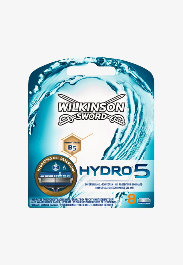 HYDRO 5 BLADES 8PCS - Rasierer - -