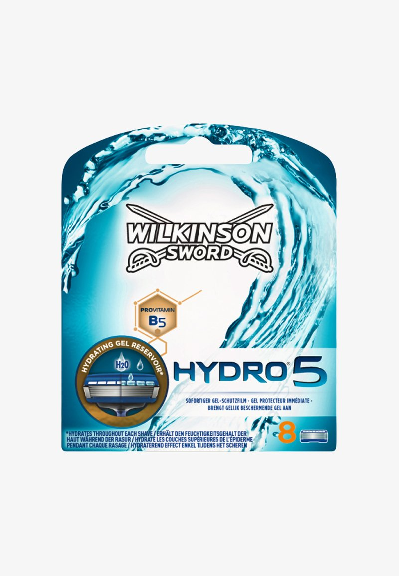 Wilkinson Sword - HYDRO 5 BLADES 8PCS - Hair removal Accessory - -