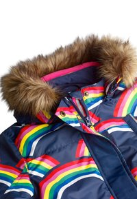 Boden - Outdoor jacket - schuluniform-navy, regenbogen - 2