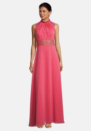 Maxi dress - hot rose