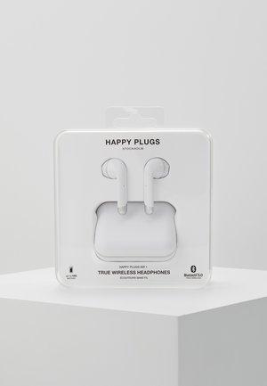 AIR 1 TRUE WIRELESS HEADPHONES - Sluchátka - white