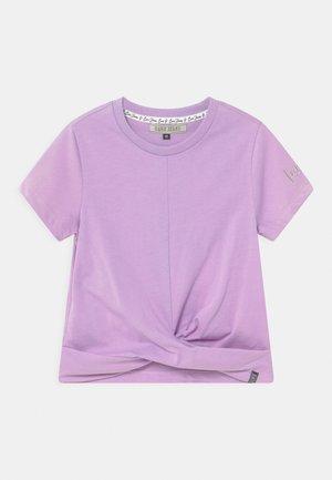 SANTA - T-Shirt print - lila