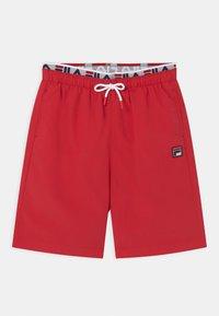 Fila - RENE SWIM - Swimming shorts - true red - 0