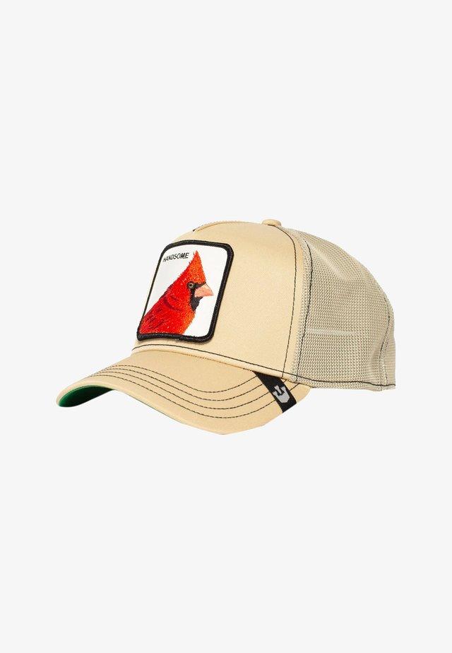 HANDSOME BOY - Cap - khaki