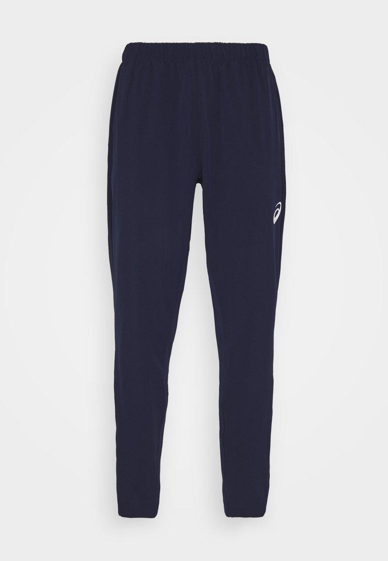 ASICS - MATCH PANT - Pantalones deportivos - peacoat