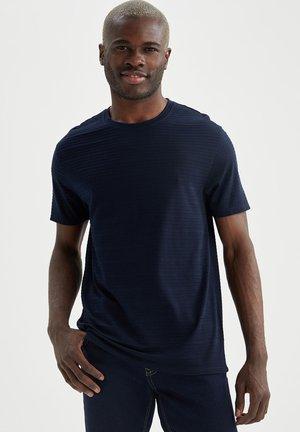 Camiseta básica - navy