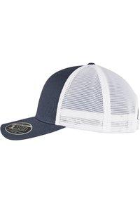 Flexfit - Cap - navy/white - 2
